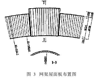金属拱形屋面_盖槽连接方法_公司动态_长沙中扬钢结构