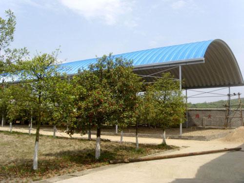 浏阳青少年素质教育培训中心风雨操场