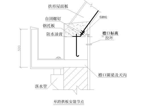 拱形屋顶图片