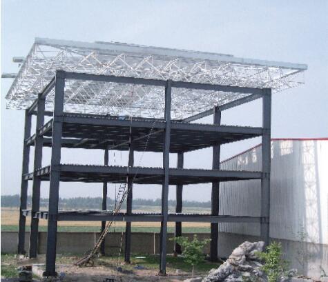 网架、轻钢组合办公楼