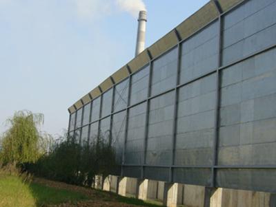 工厂声屏障