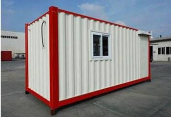 装配式建筑-多功能单体箱房系列